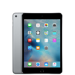 Refurbished Apple iPad Mini 4 64GB Wifi only-Space Grey-Als nieuw