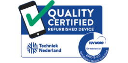 Keurmerk Refurbished voor onze Refurbished Apple producten