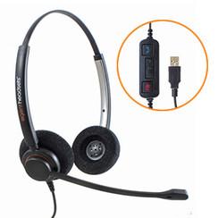Agent AP-2U Stereo USB Headset