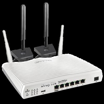 Nieuw: DrayTek Vigor 2865 LTE model