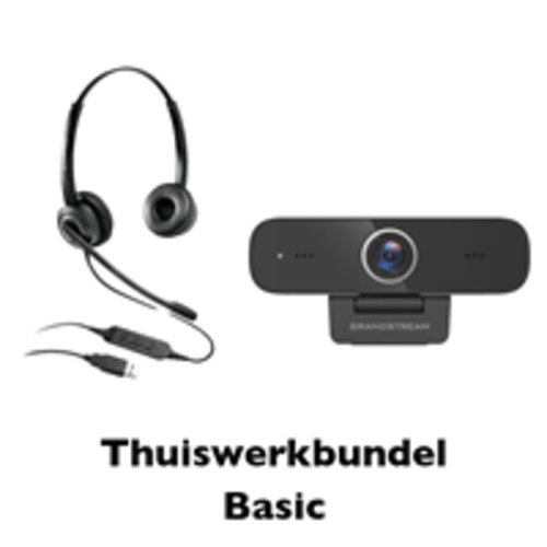 Grandstream Grandstream thuiswerk bundel basic (THUISWERK-BASIC)