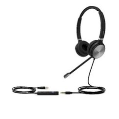 Yealink UH36 Duo USB headset - Teams