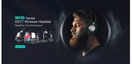 Nieuwe Yealink WH6 headsets