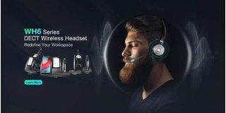Nieuwe Yealink WH6 headsets