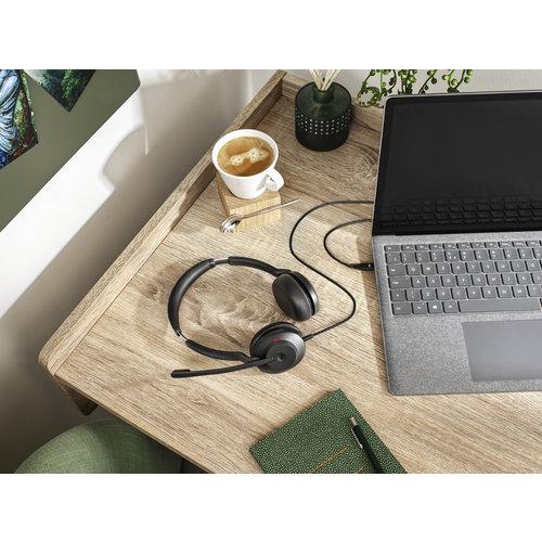 Jabra Jabra Evolve2 30, USB-A, MS Stereo Headset