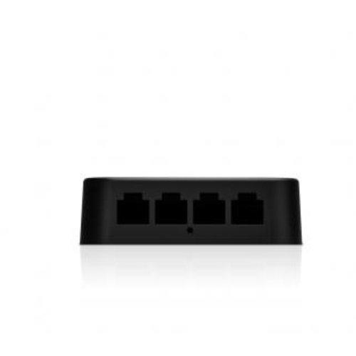 Ubiquiti Ubiquiti In-Wall HD cover - Black (3-pack)