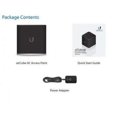 Ubiquiti Ubiquiti airCube AC Home Wi-Fi AP - ACB-AC (ACB-AC)