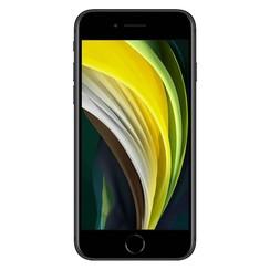 Refurbished Apple iPhone SE (2020) 64gb Zwart - Licht gebruikt