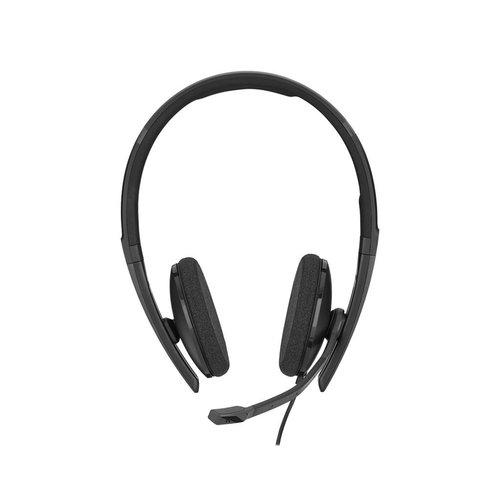 Epos Sennheiser  Epos Adapt 165T USB II headset voor Teams en Smartphone