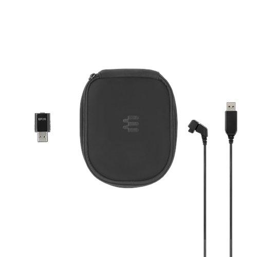 Epos Sennheiser  Epos Sennheiser SDW 5061 Draadloze Duo headset met Dect dongel