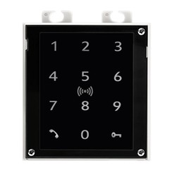 2N IP Verso  Touch Keypad & RFID Reader