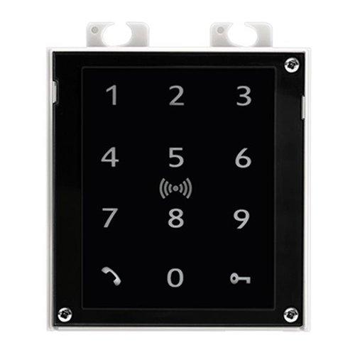 2N 2N IP Verso  Touch Keypad & RFID Reader Secured  (9155083)