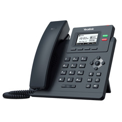 Yealink T31P 1-lijns VoIP toestel (Nederlands-Model)