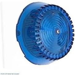 Algo Kap tbv LED SIP flitslicht - Blauw