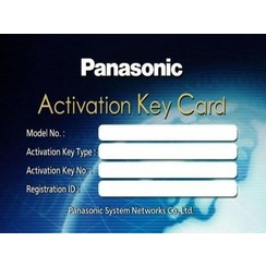 Panasonic KX-NS700 SIP Licenses, 20 channels  KX-NSM720W