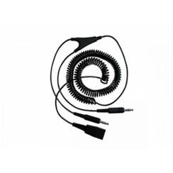 Jabra aansluitkabel (krul) 2x QD-3,5 mm jack
