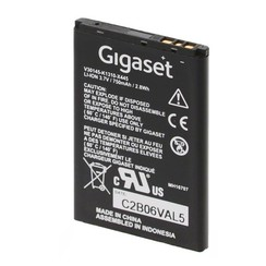 Gigaset accu voor Gigaset SL78H/SL400H