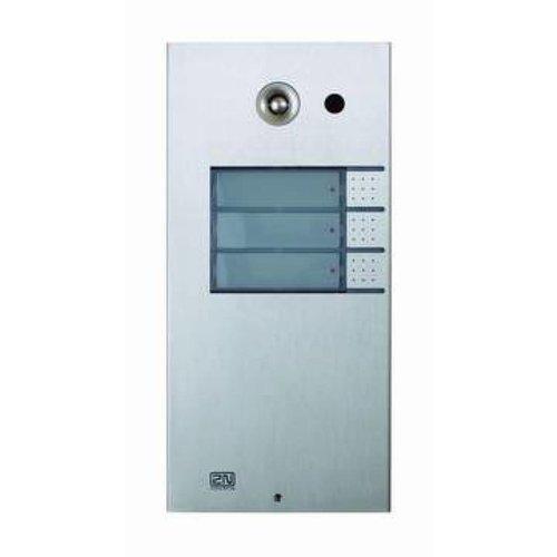2N 2N Helios deurtelefoon met 3 toetsen (9135130E)