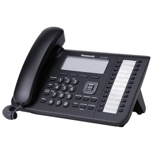 Panasonic Panasonic KX-UT136 VoIP SIP telefoon 4 lijnen