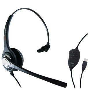 401 NC USB Headset