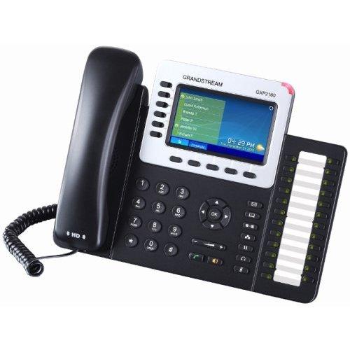Grandstream Grandstream GXP2160 6-lijns Voip telefoon (GXP-2160)