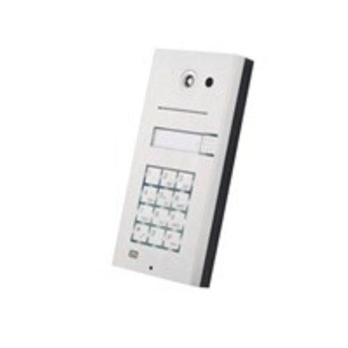 2N 2N HELIOS IP DEURINTERCOM met 1 toets + toetsenbord (9137111KU)