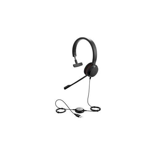 Jabra Jabra Evolve 20 MS mono USB headset - MS Teams - Skype for Business (4993-823-109)