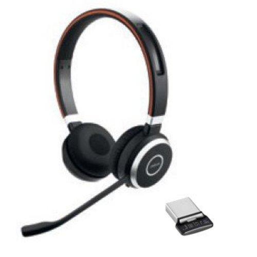 Jabra Jabra Evolve 65 UC Stereo draadloze bluetooth headset
