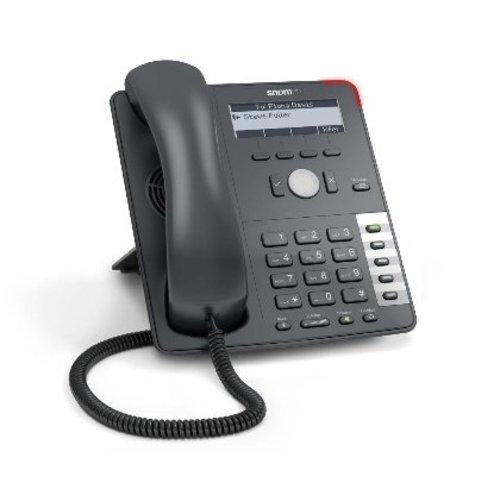 SNOM SNOM D715  VoIP toestel voor 4 lijnen