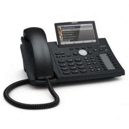 SNOM SNOM D375 voip telefoon  12 lijnen
