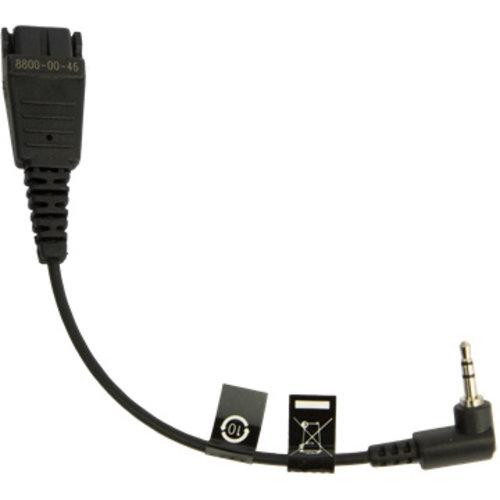 Jabra Jabra Aansluitkabel QD-2,5mm Jack (8800-00-46)