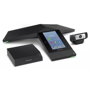 RealPresence Trio 8800 IP Collaboration Kit Skype for Business