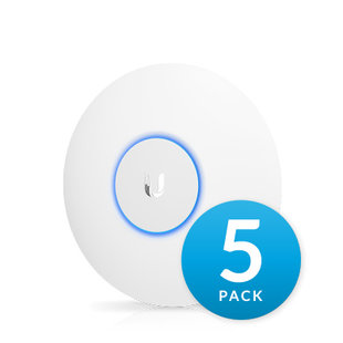 Ubiquiti UniFI AP, AC LITE 5-Pack