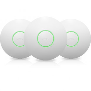 Ubiquiti UniFi AP, Long Range, 3-Pack
