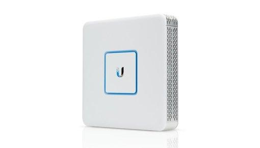 Ubiquiti Wifi, Security & networking