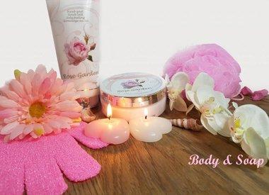 Body- Scrub & Massage