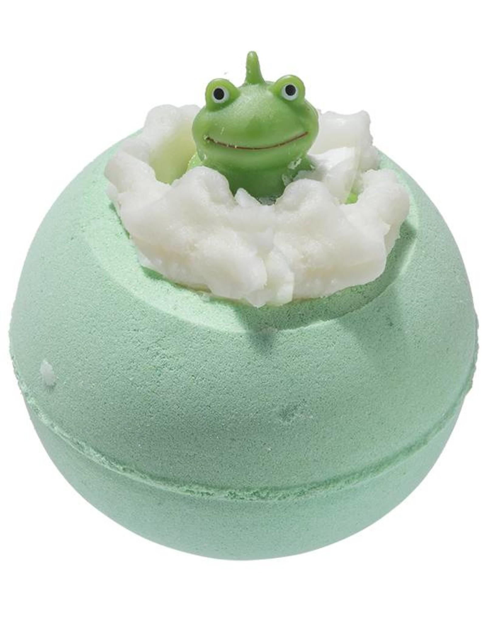 Bomb Cosmetics Bath Blaster 'It's Not Easy Being Green' - Body & Soap