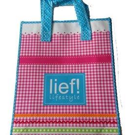Lief! Shopper 40 x 31 x 11 cm