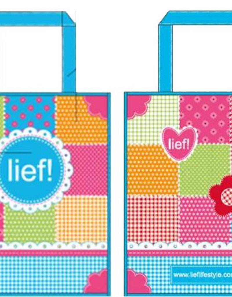 Lief! Shopper 50 x 40 x 13 cm - Body & Soap