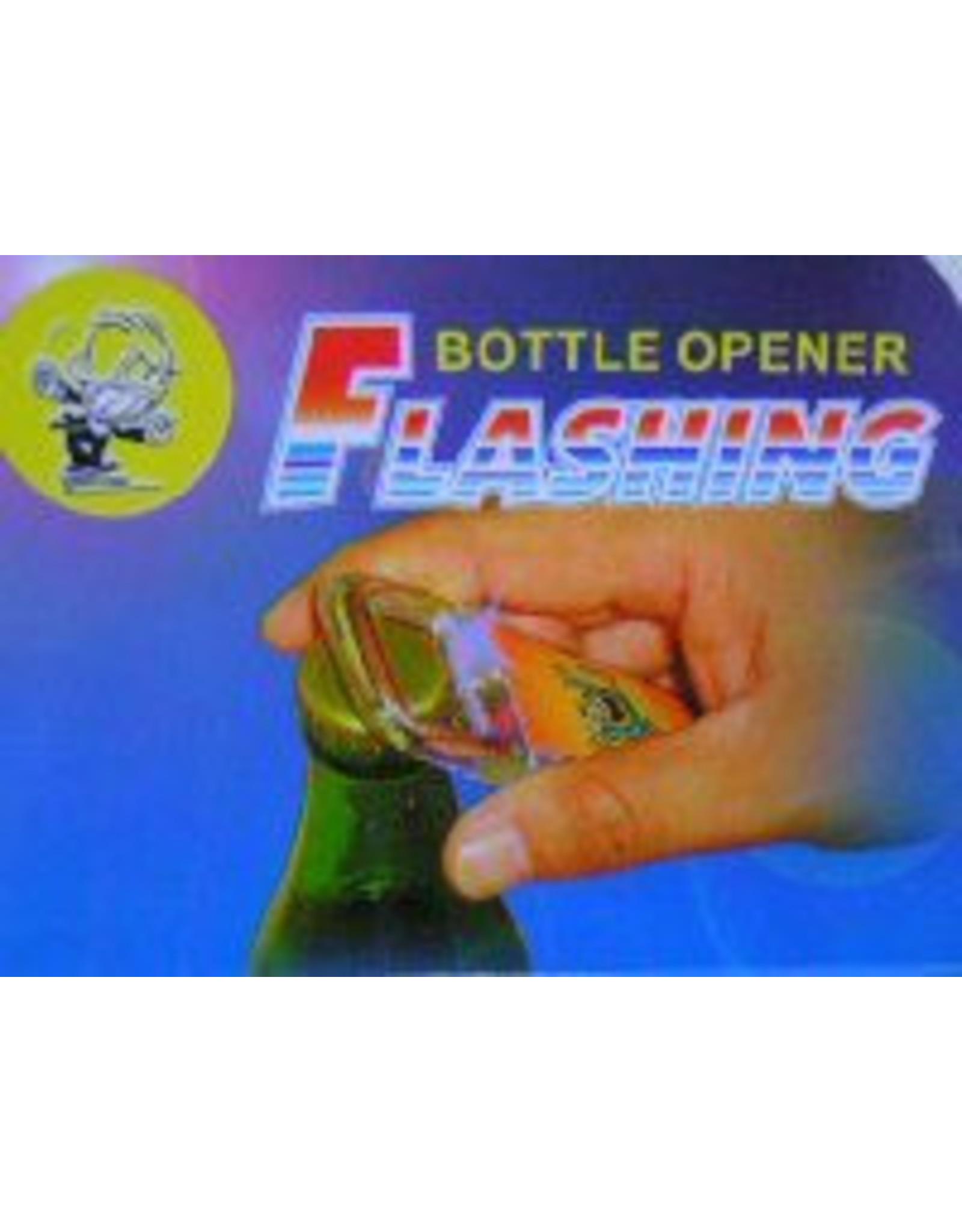 Flashing bier opener - Body & Soap
