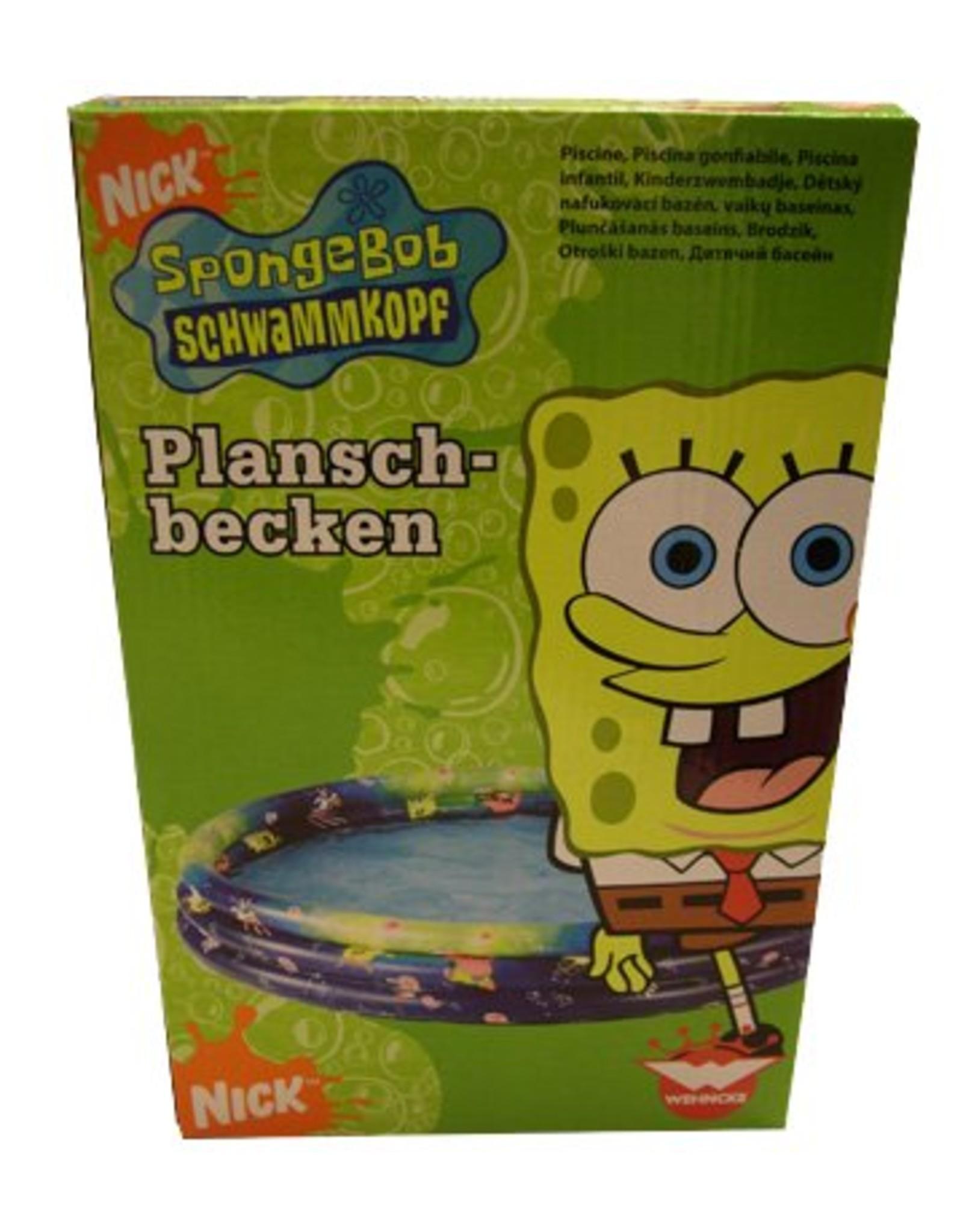 Spongebob zwembad - Body & Soap