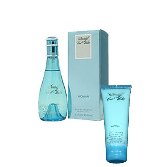 Set Cool Water Davidoff for woman - Online kopen
