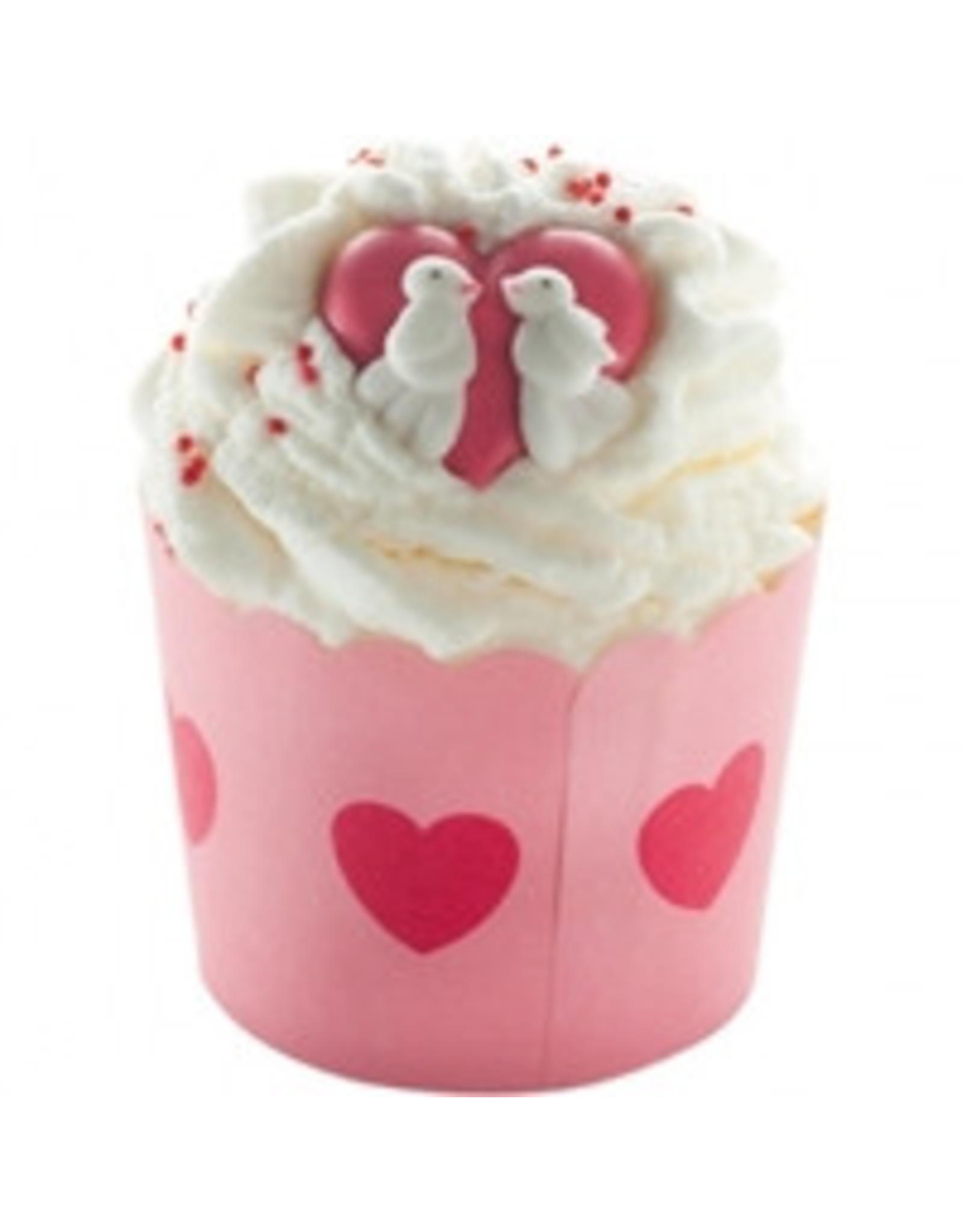 Bomb Cosmetics Jar of Hearts Cocoa Swirl  - Body & Soap