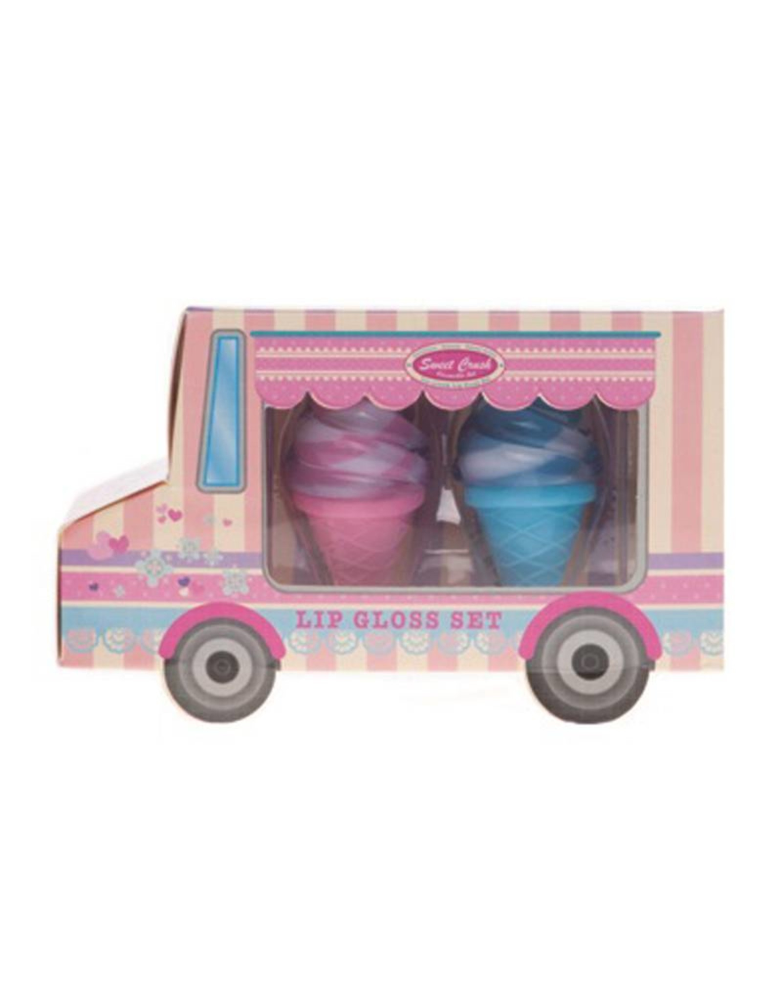 Lipgloss 'IJsjes' set - Body & Soap