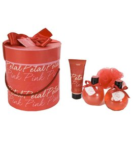 Giftset 'Rose Petal' Luxe box