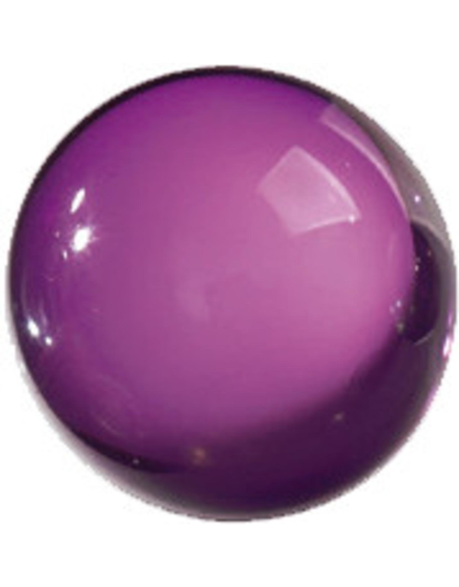 Badparel (violet) transparant - Body & Soap