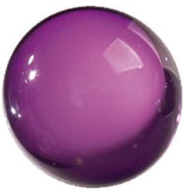 Badparel (violet) transparant