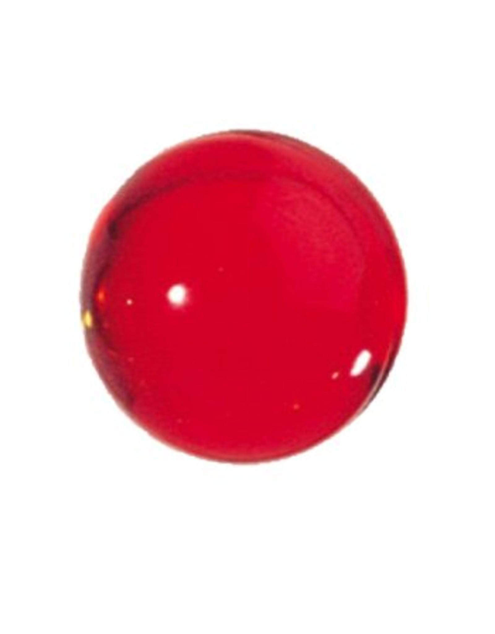 Badparel (rood) transparant - Body & Soap