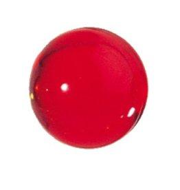 Badparel (rood) transparant