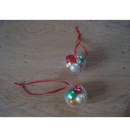 PVC bal met badparels (assorti)